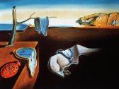 La persistencia de la memoria o los relojes blandos. Dalí
